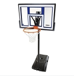 Lifetime Portable Basketball Goals 90168 48-in Polycarbonate Backboard
