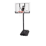 Lifetime Portable Basketball Hoop 90176 Portable Base 52-in Backboard