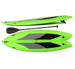 Lifetime Paddle Board - 8-Foot 90213 Freestyle Paddle Board Lime Green