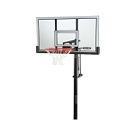 Lifetime In-Ground Basketball Hoop 90460 54-inch Backboard Goal System