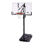 90600 - Portable 54 inch Clear Shatterguard Backboard and System