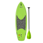 Lifetime Standing Paddleboard 90699 Lime 8-Foot Hooligan Board