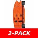Lifetime 90736 Hydros Kayak (orange) 2-PACK