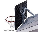 Lifetime Basketball Backboard Mounting Bracket Kit 9594 Fixed Height
