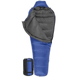 TETON Sports Blue 1148 ALTOS +20F UltraLight Down Sleeping Bag