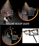 Goalrilla Basketball Hoop Mounted Lighting System