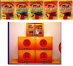 Case Load 14 Pack 7 Oz Beef Jerky Bags W/ Display Box