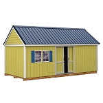 Brookhaven 10x20 ft Best Barns Wood Shed Barn Kit