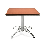 Ofm Office Table Lt36sq 36-inch Square Lightweight Multi-Purpose Table