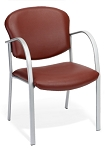 Ofm 414-Vam Vinyl Guest Reception Office Chair