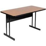 Classroom Desks - Correll CS3048 Keyboard Height Work Station
