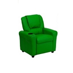 Child Recliner Home Furniture Contemporary Vinyl DG-ULT-KID-GG