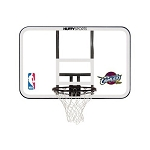 Spalding Basketball Backboard Rim E79Cles Cleveland Cavaliers Logo 44