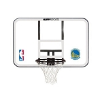Spalding Backboard and Rim Combo E79Gsws Golden State Warriors Logo