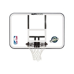 Spalding Basketball Backboard and Rim Combo E79Utas Utah Jazz