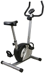 Solo Sports EB-350 Upright Exercise Bike Personal Fitness Bicycle