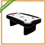 Harvard Hockey Game Table G03509W Action Arena 7' Air Powered Hockey