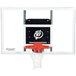 Goalsetter Base Line GS72 Wall-Mount Basketball Hoop 72