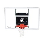 Goalsetter Baseline GS72 Wall-Mount Basketball Hoop 72