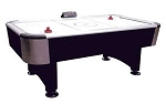 SO DMI Sports HT370 7 foot Hockey Table + Deep Apron Goal Flex 180
