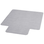 Clear Vinyl Chair Mat with Lip 36-inches x 48-inches MAT-CM11113FD-GG