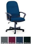 SO 190 OFM Computer/Task Adjustable Office Upholstered Chair