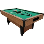 Mizerak Dynasty Space Saver 78-inch Pool Billiard Table