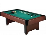 MIZERAK - CHANDLER II 8' Billiard Table