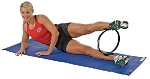 SO PVC Strengthening Toning Pilates Power Systems Light Pilates Ring