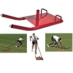 Power Systems Speed PowerSled Football Sled Training w/be...