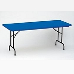 R3060-C Correll Folding Tables Heavy-Duty Tables - 30