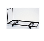 Correll Table Storage Carts - T3072 30x72 Flat Stacking Table Cart
