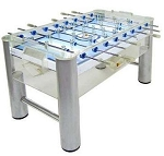 SO Classic Sport X0804 Clear Acrylic Foosball Table Soccer