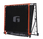 Goalrilla All Season Sports Trainer 5x5 Goal, Soccer Baseball Training