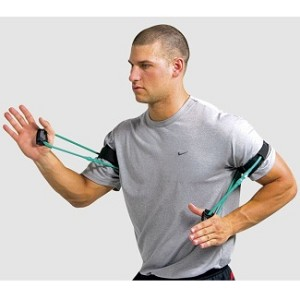 Sprint Training - 10345 Sprint Trainer Arm Cuff and Resistance Band