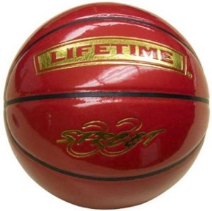 Lifetime Basketball Balls - Size 7 Men's Glossy Basketball