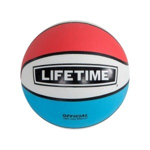 Lifetime Rubber Basketball Model 1069263 Ball