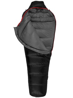 TETON Sports Black 1149 ALTOS 0F UltraLight Down Sleeping Bag