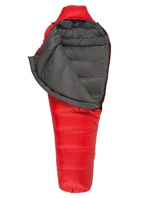 TETON Sports 1150 Red ALTOS -10?F UltraLight Down Sleeping Bag