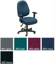 OFM Office Chairs 122 One-Seat-Fits-All Executive Task Chair