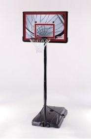SO Lifetime 1233 Courtside Base Impact Backboard Basketball System