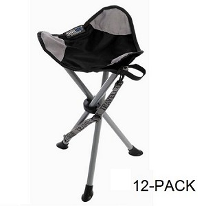 Travelchair Slacker Portable Collapsible Camping Stool