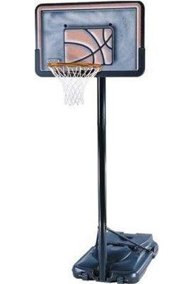 "SO Lifetime 1506 44"" Impact Hoop Goal Portable Basketball System"