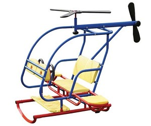 Playground Toys Lifetime Products Helicopter Teeter-Totter Free Ship!
