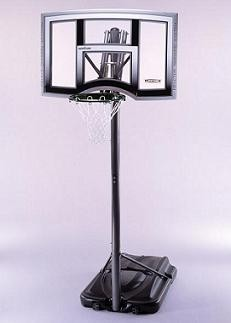 "SO Lifetime 1530 XL 50"" Portable Hoop Goal Basketball System"