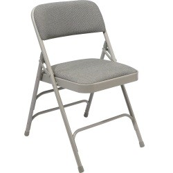 Nps Fabric Folding Chairs - Triple Brace 2300 Series 80 Pack