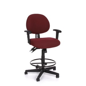 Ofm 241-Aa-Dk 24 Hour Computer Multi-Shift Adjustable Task Chair