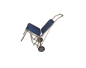 OFM Rolling Chair Storage Cart - Model 300