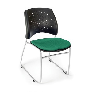 OFM 325 Stars Stacking Chairs 4 Pack