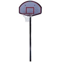 "SO Lifetime 41095 44"" Impact Inground Basketball Hoop Goal System"